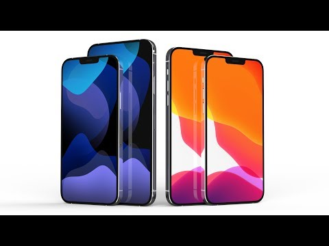 No Notch iPhone 12 & Touch ID + iPhone 9 (SE 2) LEAKS!