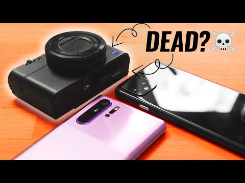 Why smartphones are killing compact cameras
