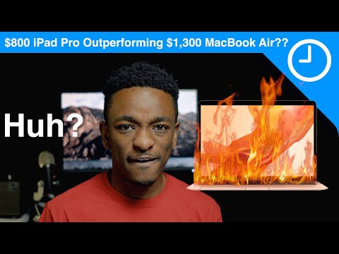 9to5Mac Weekly Ep7 – New MacBook Air is slower than the old iPad Pro?