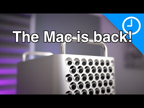 Mac hardware is back! [Back to the Mac 017]