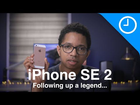 iPhone SE 2 thoughts…following up a legend…