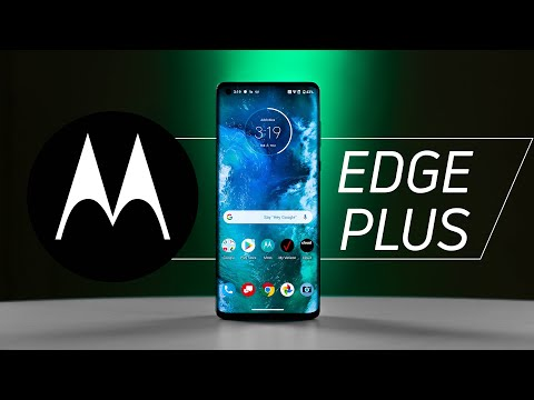 Can the Motorola Edge Plus bring Moto BACK? (Hands on!)