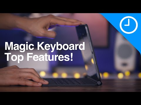 Magic Keyboard for iPad Pro – Top Features! Is it worth it?