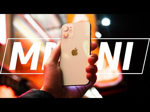 Small flagships are back?! iPhone 12 Mini micro review!