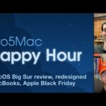 macOS Big Sur review, redesigned MacBooks, Apple Black Friday