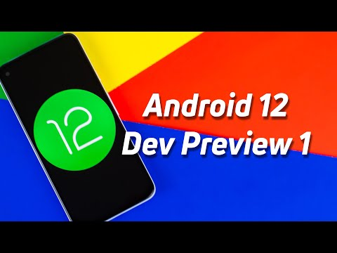 Android 12 Hands On – Everything you need to know