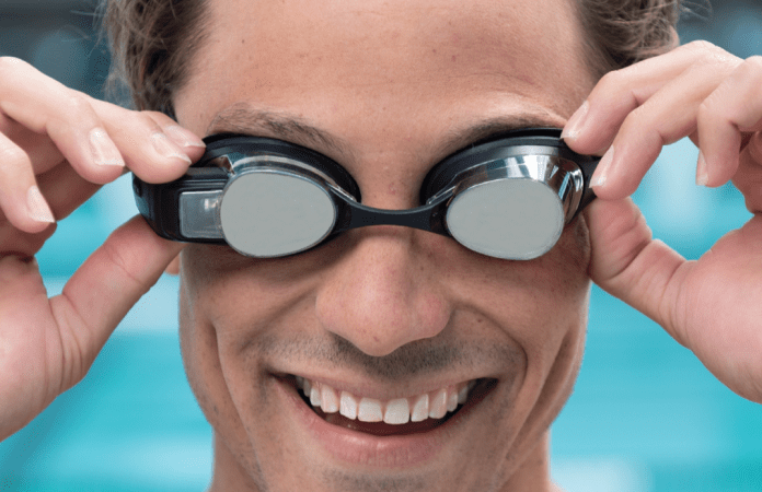 Could FORM Swim Goggles With AR Display Be Better For Swimmers Than Wrist Fitness Wearables?