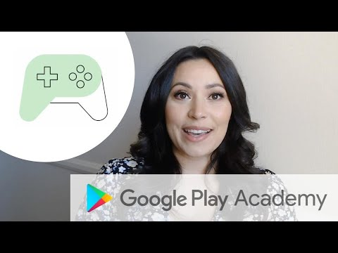 Games Business Fundamentals: Google Play Academy course trailer