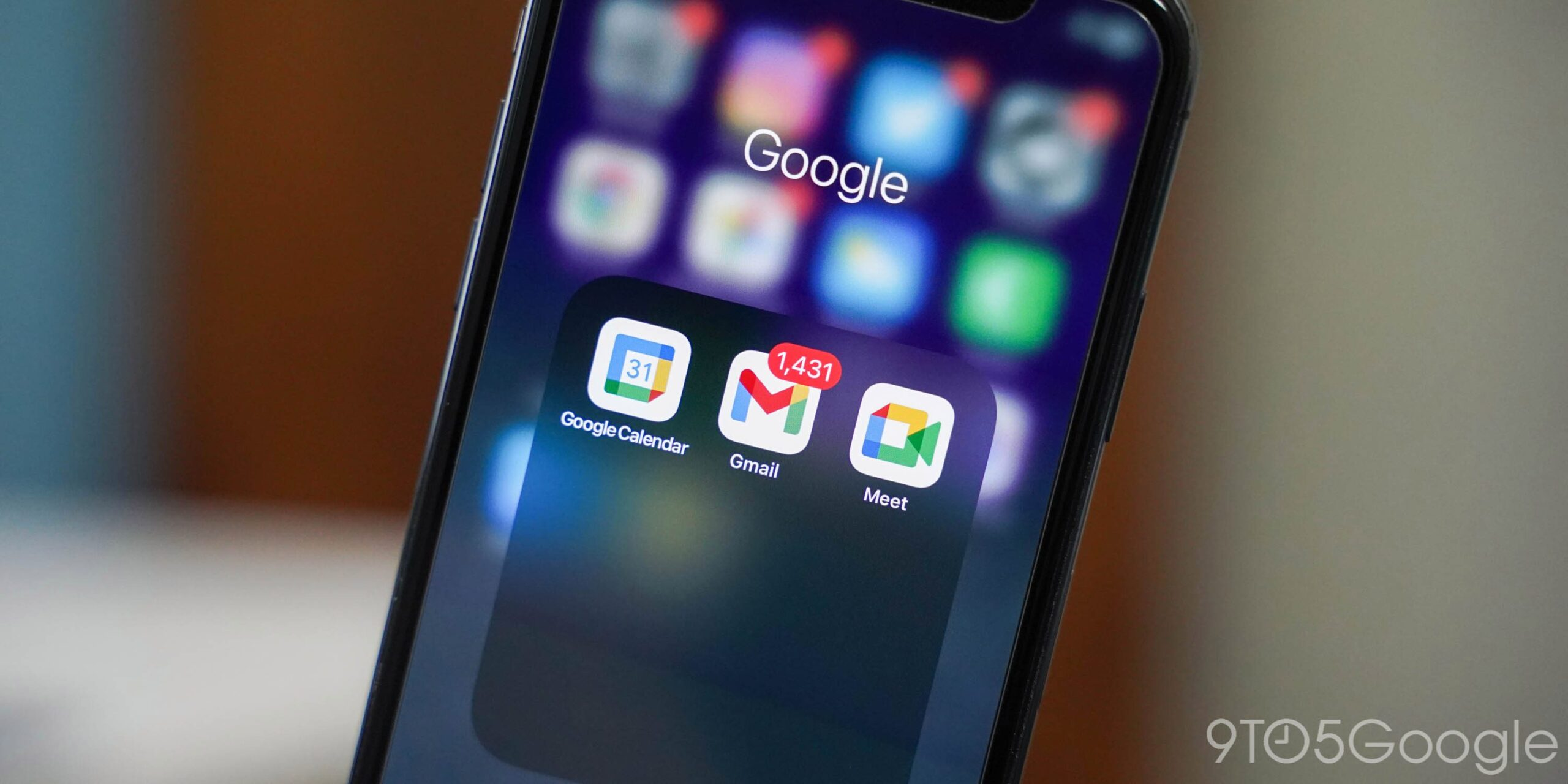 Google updates on iOS return in earnest with Gmail, Calendar, and Docs today