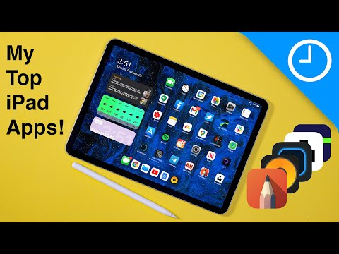 My Favorite iPad Air Apps (February 2021)