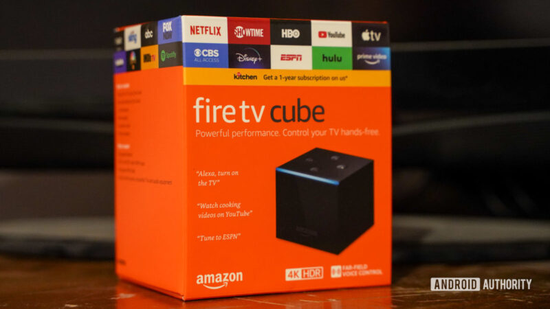 Amazon launches Fire TV Cube in India: 4K HDR streaming, hands-free Alexa, more