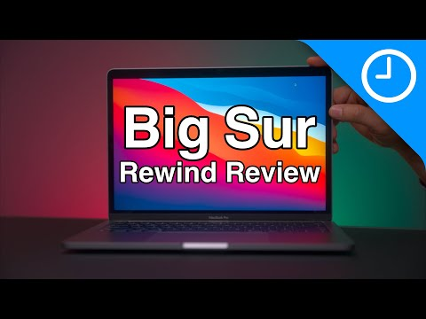 Back to the Mac: Big Sur Rewind Review