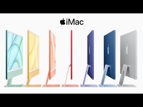 Introducing the new iMac | Apple