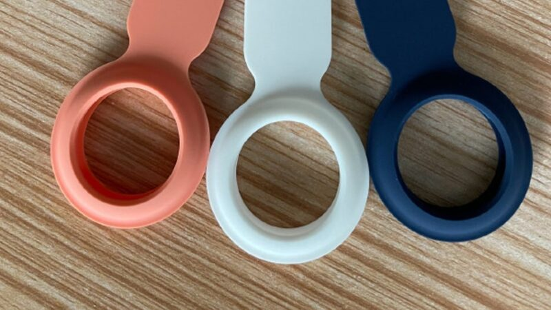 More AirTags accessories pictured ahead of Apple's April event