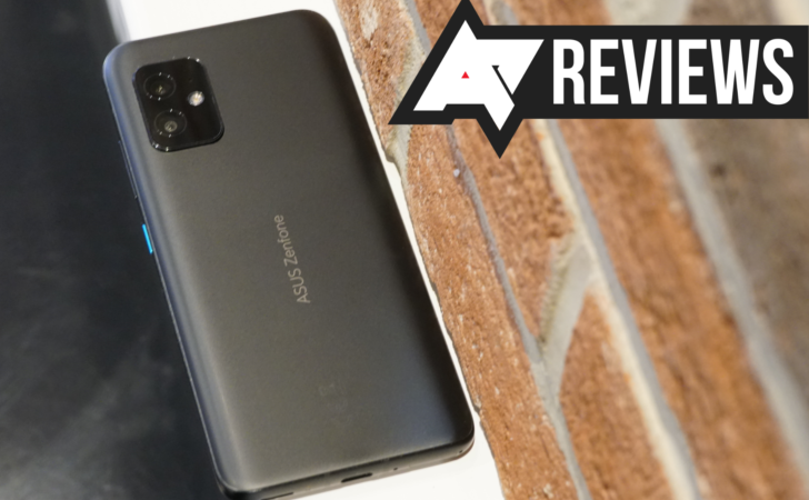Asus Zenfone 8 review: It's small and has it all