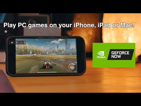 How to: Play PC games on Mac, iPhone or iPad with Nvidia GeForce Now [Sponsored]