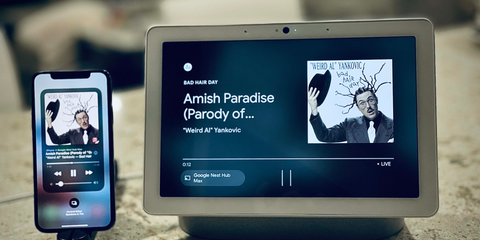 AirPlay support comes to Google Nest speakers in latest update for Starling Home Hub