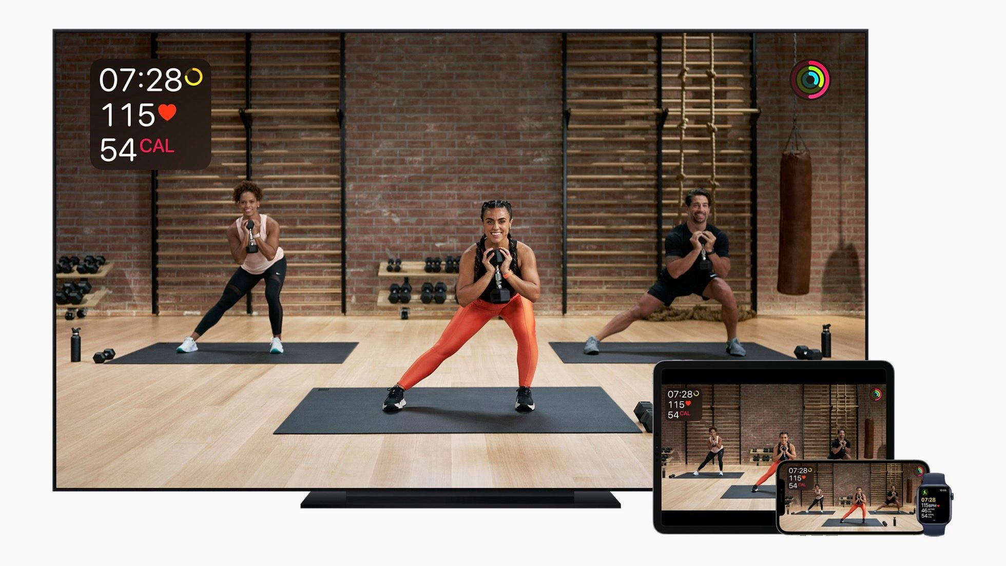 Apple Fitness+ crashing for Apple TV users when trying to start a workout