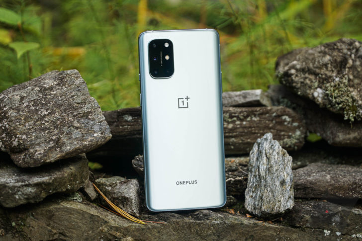OnePlus 8T and 8 series receive a new OxygenOS update