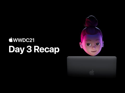 WWDC21 Day 3: Coded Reality   Apple