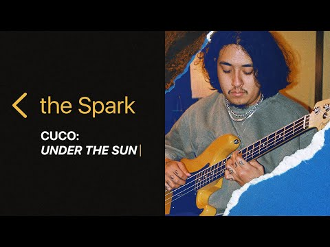 Diving into the creative mind of Cuco and his trippy new song Under the Sun | The Spark | Apple