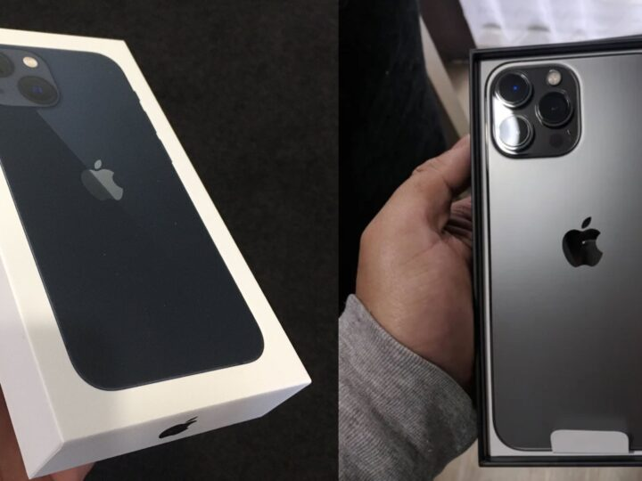 First iPhone 13 pre-orders now arriving to customers around the world