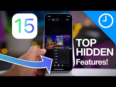 iOS 15 – top hidden features for iPhone! – do you know them all?