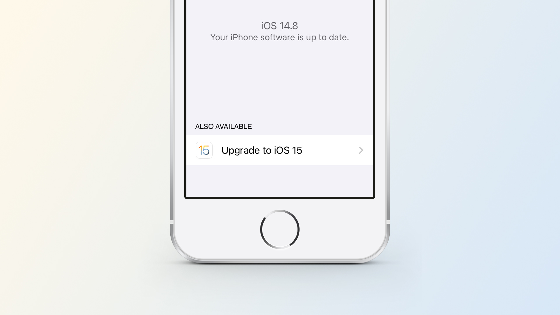 Not ready for iOS 15? Here's how to stay on iOS 14 and still receive security updates
