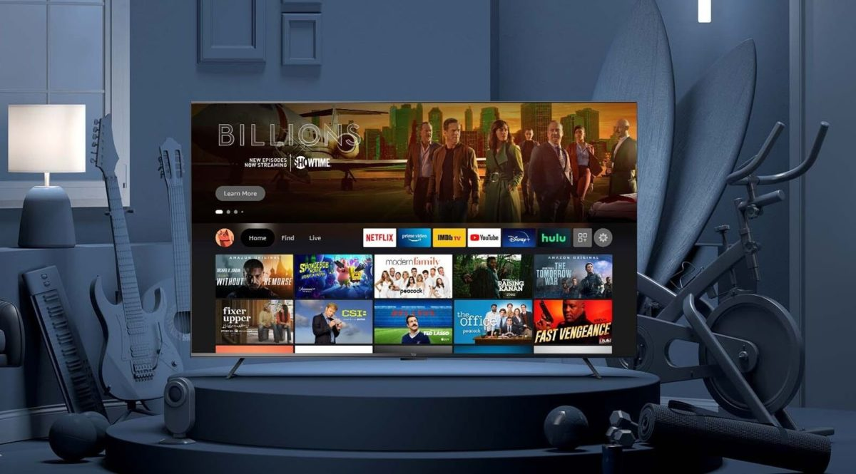 Save 22% on the new Fire TV 50-inch Omni Series, and more great TV deals