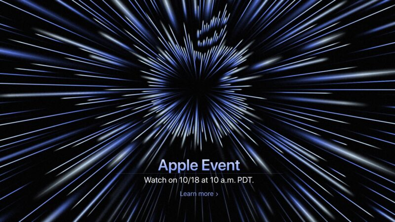 Everything to expect from Apple's October event: M1X MacBook Pro, AirPods 3, and more [U]