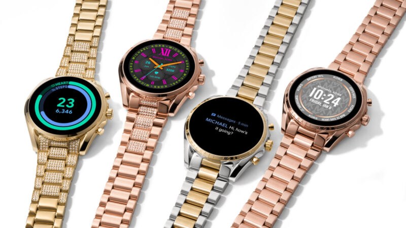 The best Michael Kors smartwatches for women