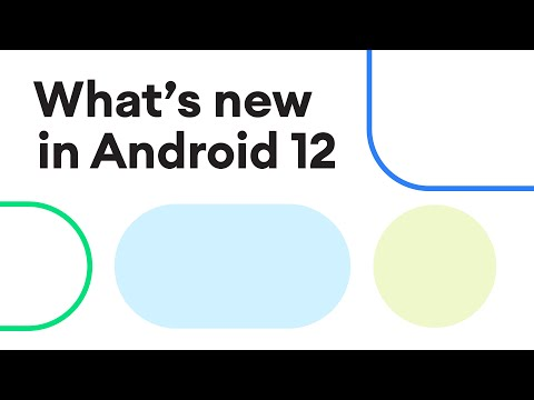 The newest features for you in Android 12
