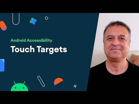 Touch targets – Accessibility on Android