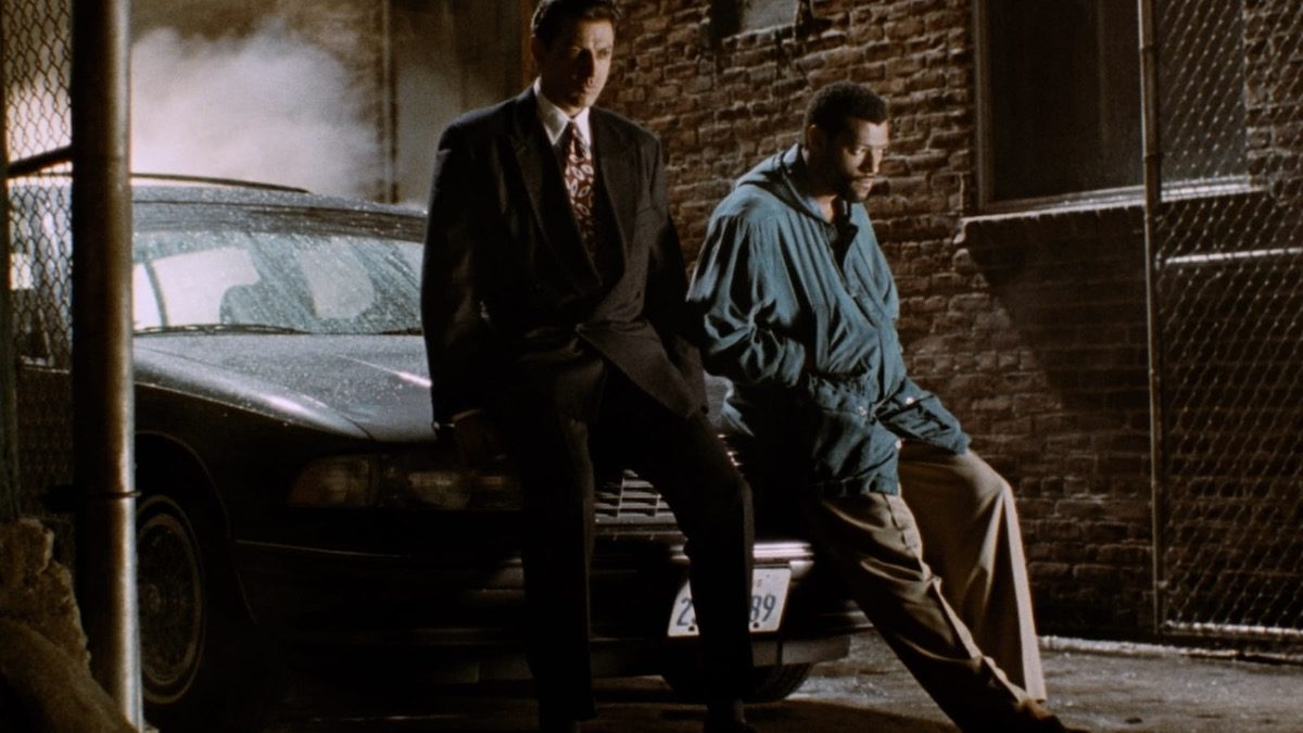 Watch one of the best cop movies of the 1990s on HBO Max